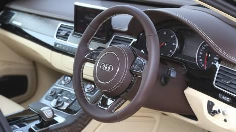 Audi A8L 2016 60 TDI quattro Interior
