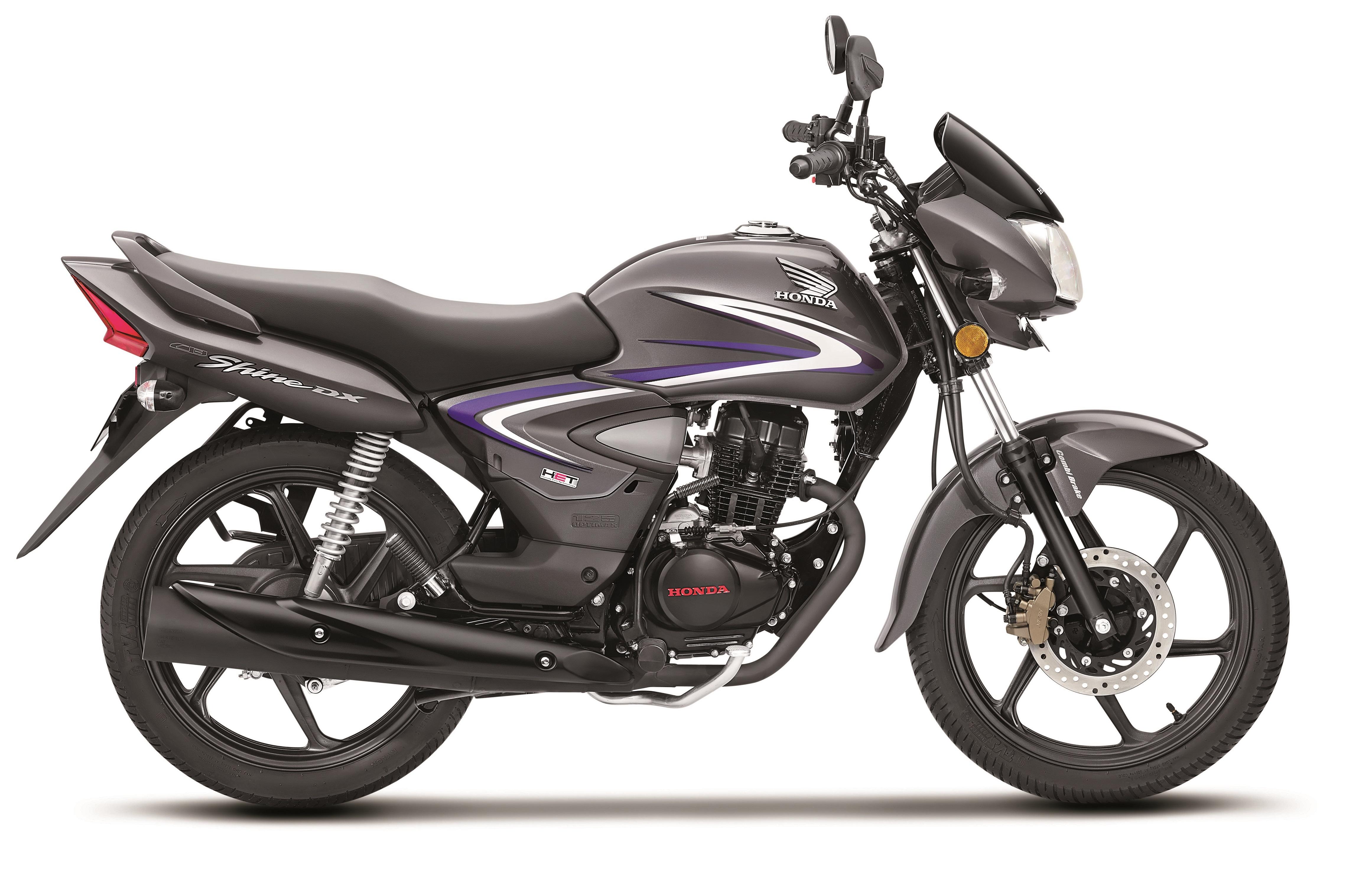 Honda CB Shine 2015 Exterior