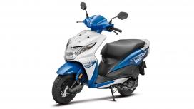 Honda Dio 2016 DLX