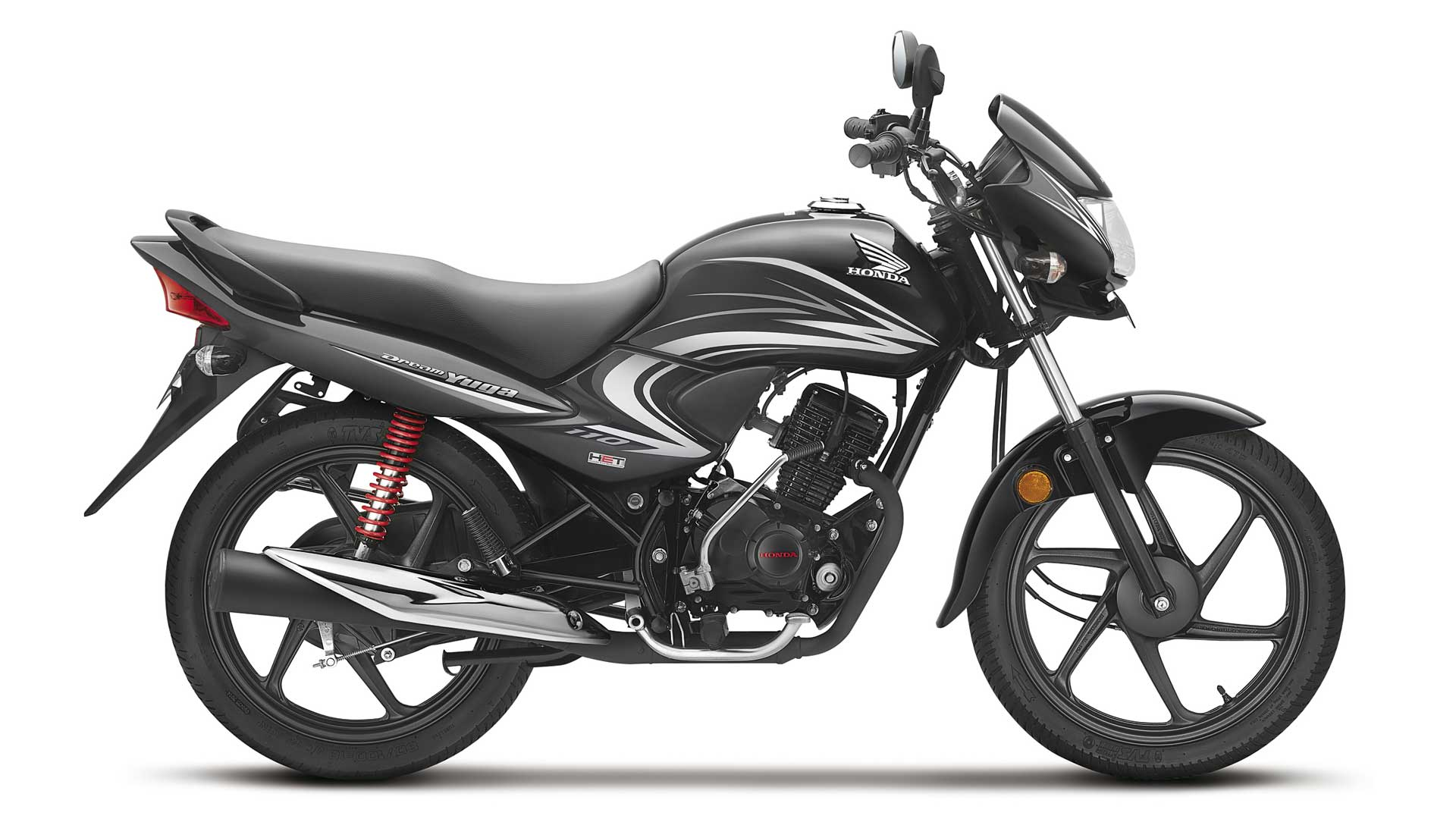 Honda Dream Yuga 2015 Exterior