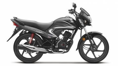 Honda Dream Yuga 2015 Self-Drum-Alloy Exterior