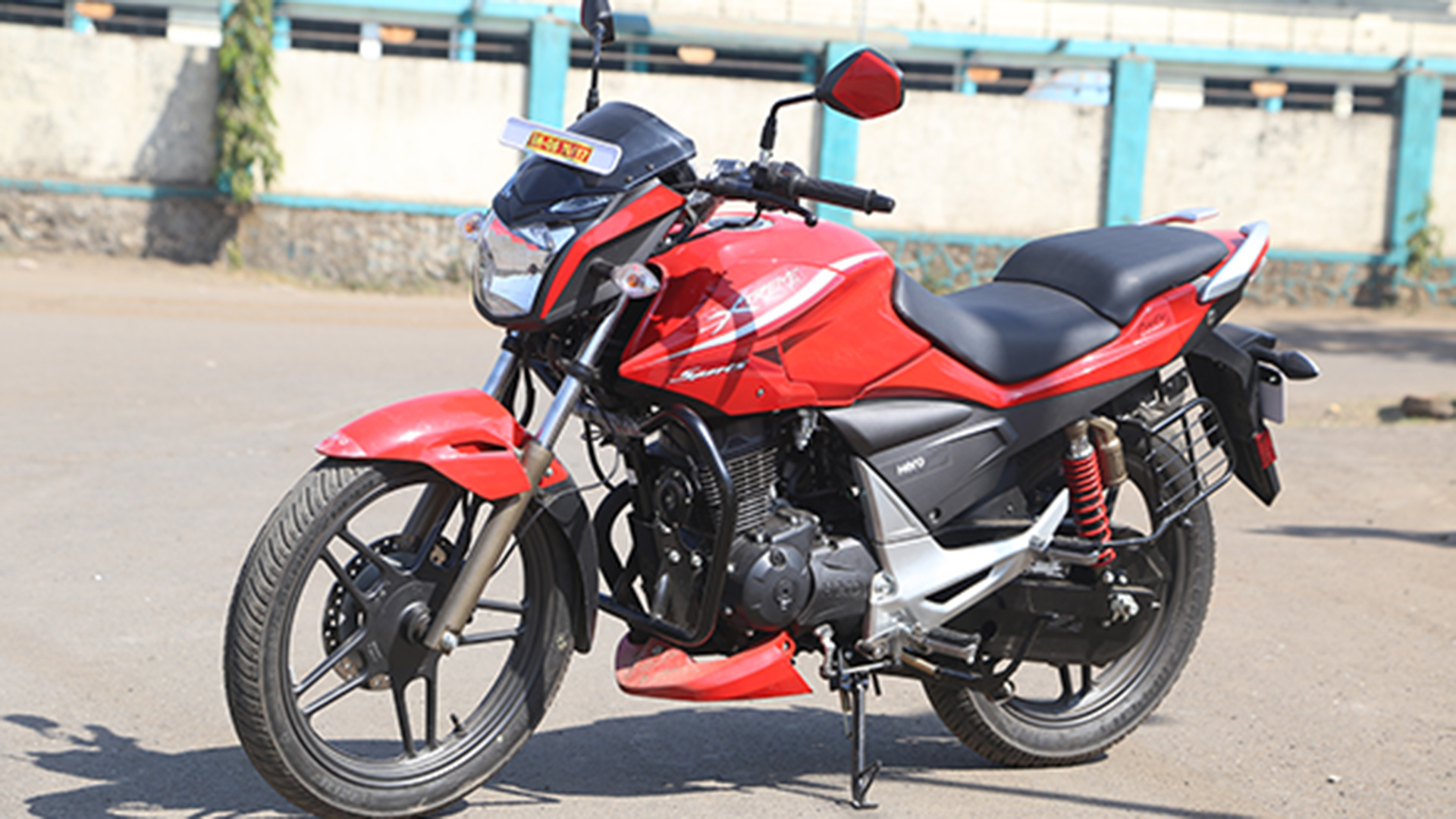 Hero Xtreme Sports 2014 double disc Exterior