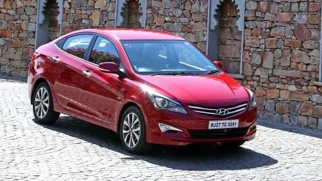 Hyundai 4S Fluidic Verna 2015 16 S Petrol