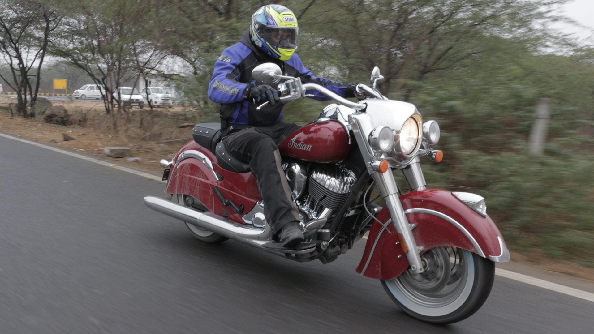 Indian Chief Classic 2014 STD