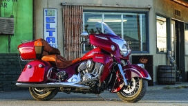 Indian Roadmaster 2015 Std Exterior