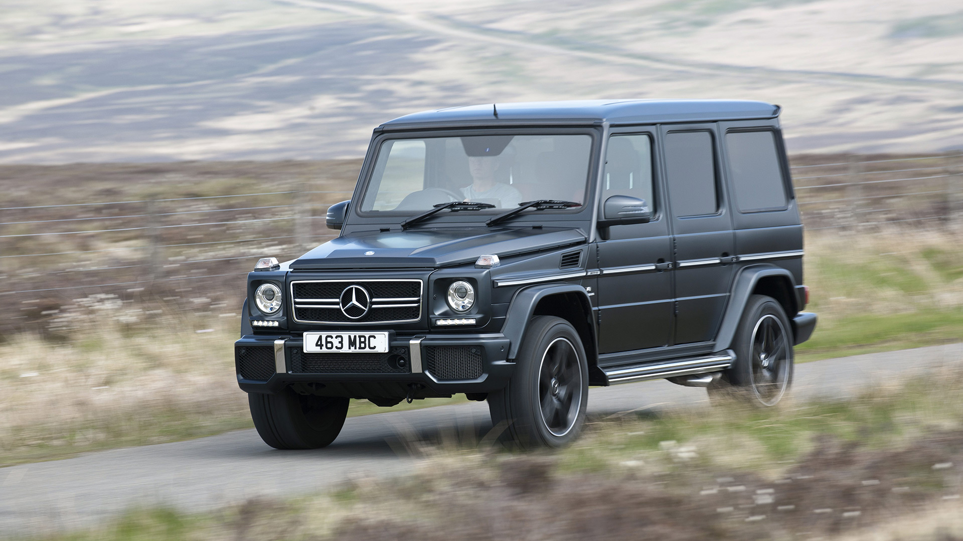 Mercedes benz g class 2017 g 63 amg price mileage for Mercedes benz g class mpg