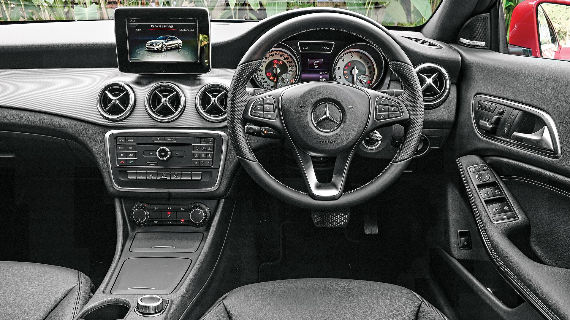 Mercedesbenz-cla-2015 Exterior