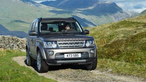 Land Rover Discovery 2017 Diesel Std Exterior