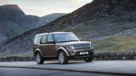 Land Rover Discovery 2017 Diesel Std Comparo