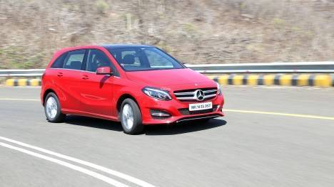 2014 mercedes benz b class edition 1 india review overdrive