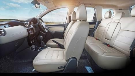 Renault Duster 2017 Petrol RxL Interior