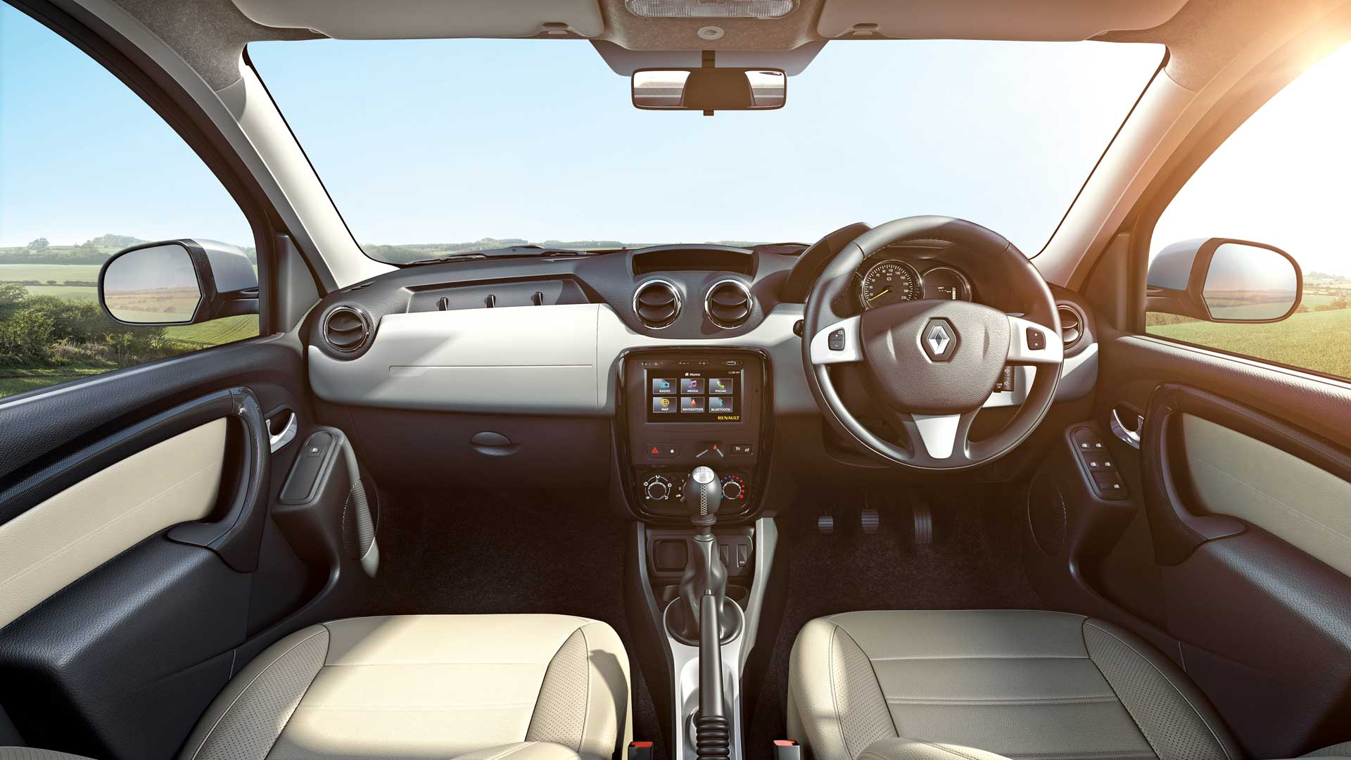 renault duster 2017 petrol rxs cvt price mileage reviews specification gallery overdrive. Black Bedroom Furniture Sets. Home Design Ideas