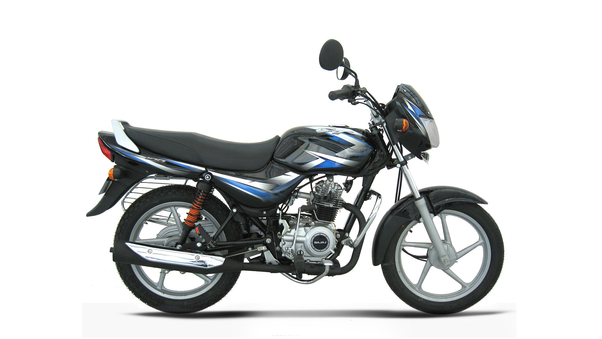 Honda Dealers In Ct >> Bajaj CT 100 2015 Alloy - Price, Mileage, Reviews, Specification, Gallery - Overdrive