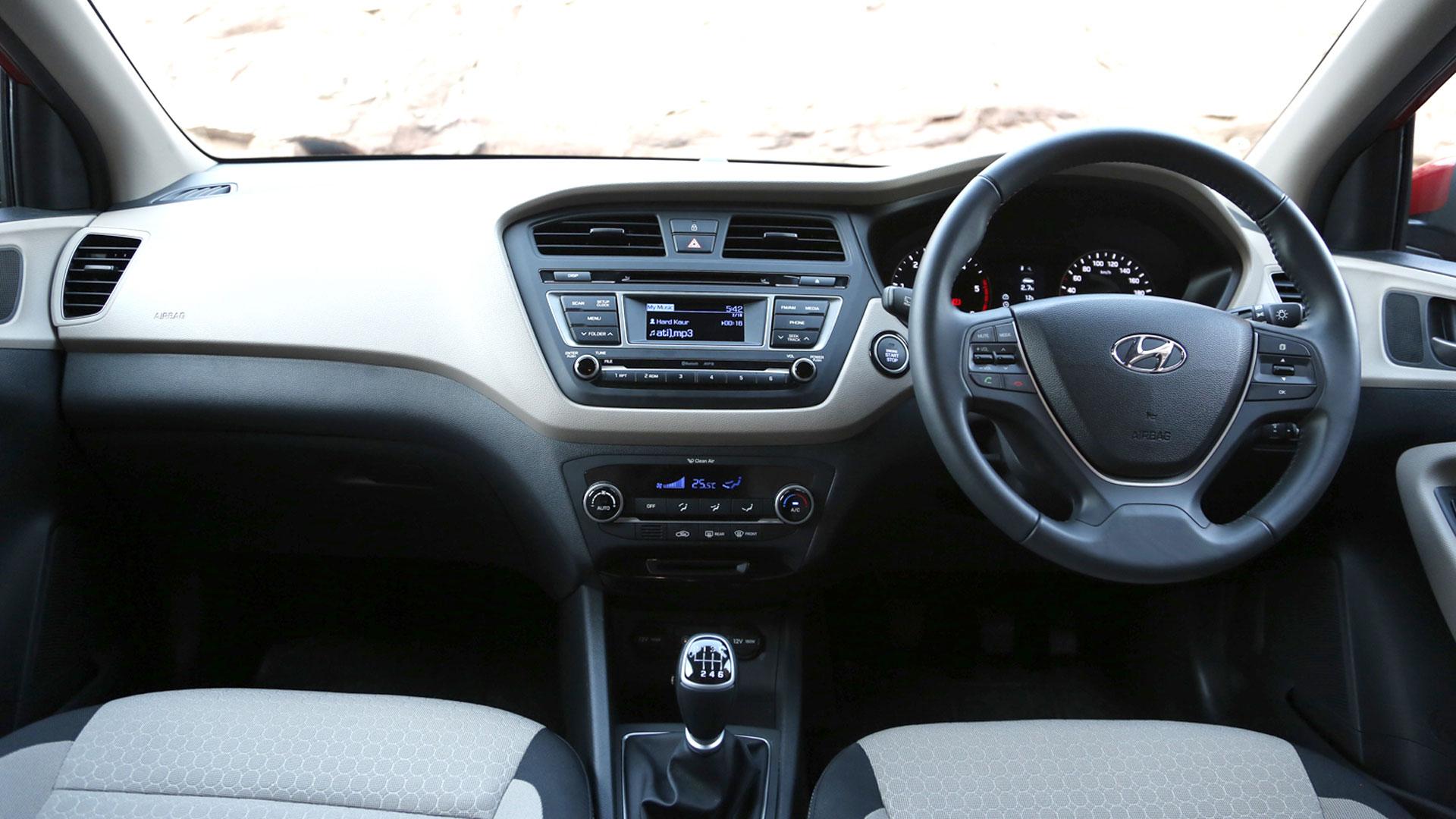 Hyundai Elite I20 2017 Sportz Diesel
