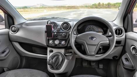 Datsun GO 2015 A EPS Interior