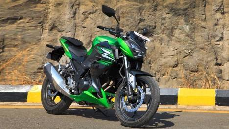 Kawasaki Z250 2014 - Price, Mileage, Reviews, Specification, Gallery