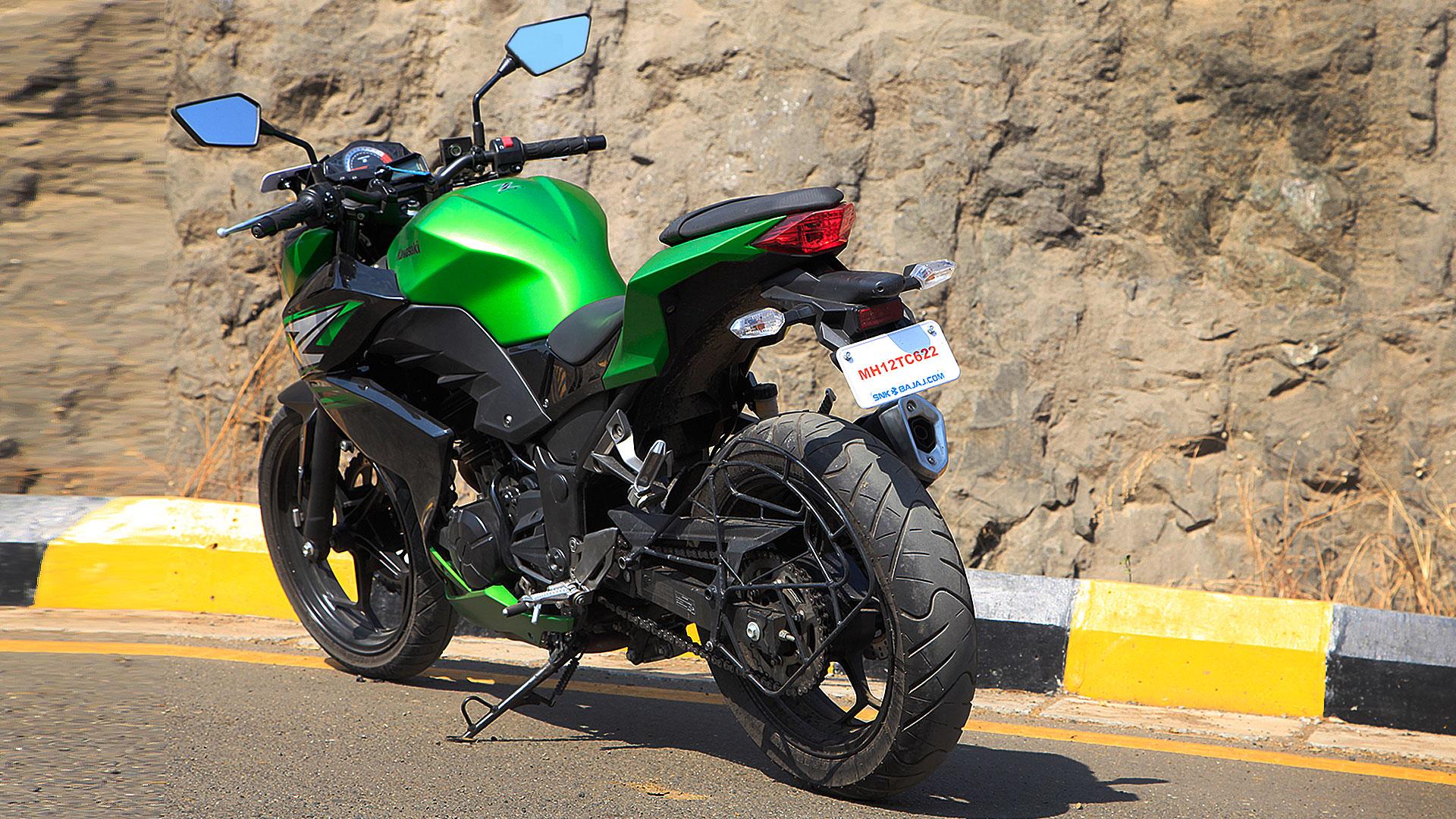 Kawasaki Z250 2014 STD