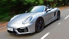 Porsche Boxster 2016 Spyder