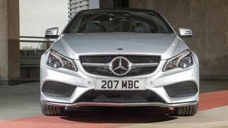 Mercedes-Benz E-Class 2017 E 220d LWB  Comparo