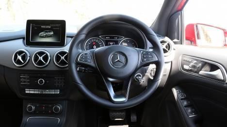 Mercedes-Benz B-Class 2015 B200 CDI Sport Interior