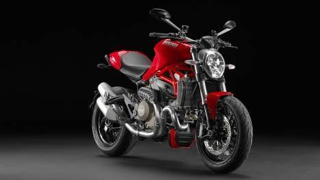 Ducati Monster 1200 2017 STD Comparo