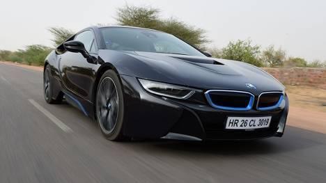 BMW i8 2015 STD Exterior