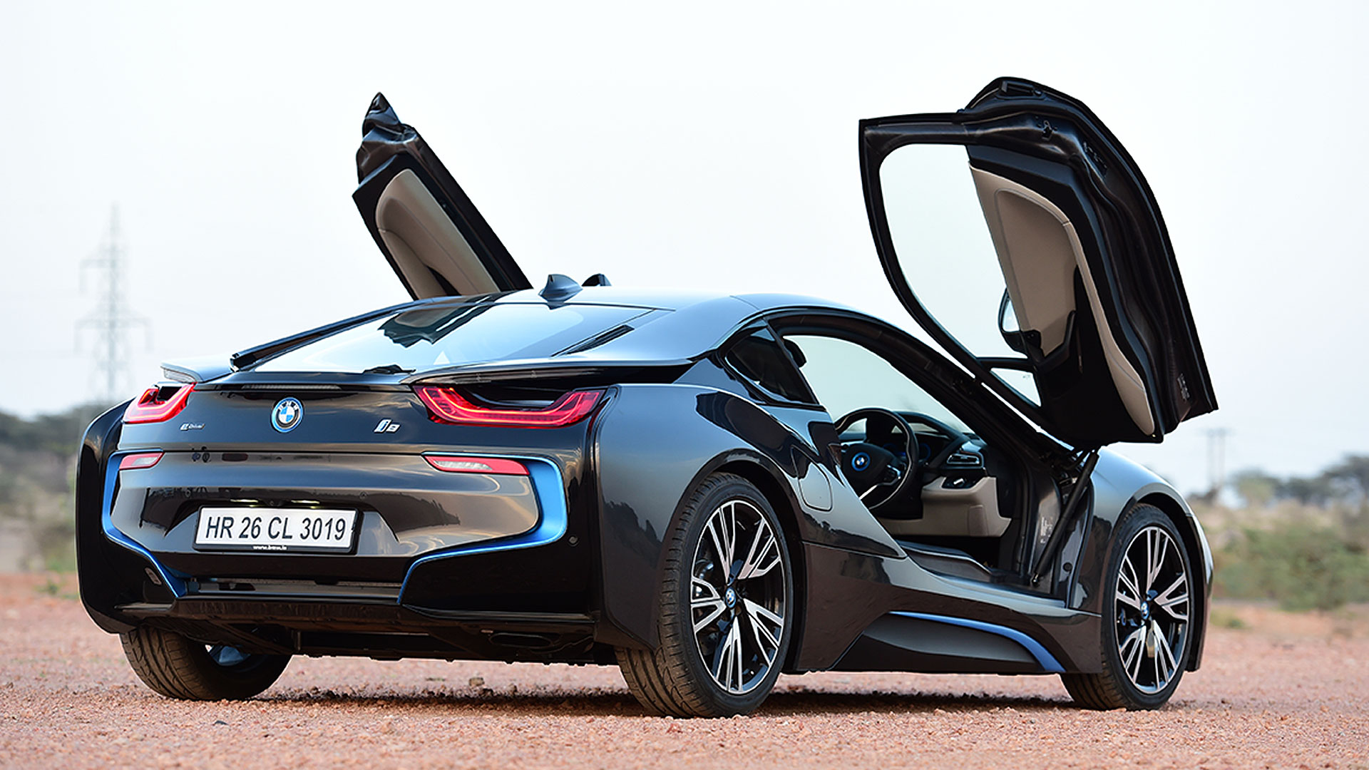 Bmw I8 2018 Price Mileage Reviews Specification
