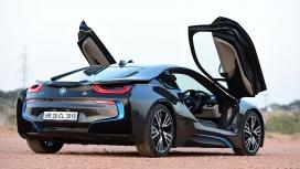 BMW-i8-2015-STD Exterior