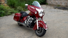 Indian Chieftain 2014 STD Compare