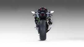Kawasaki Ninja H2 2015 STD Compare