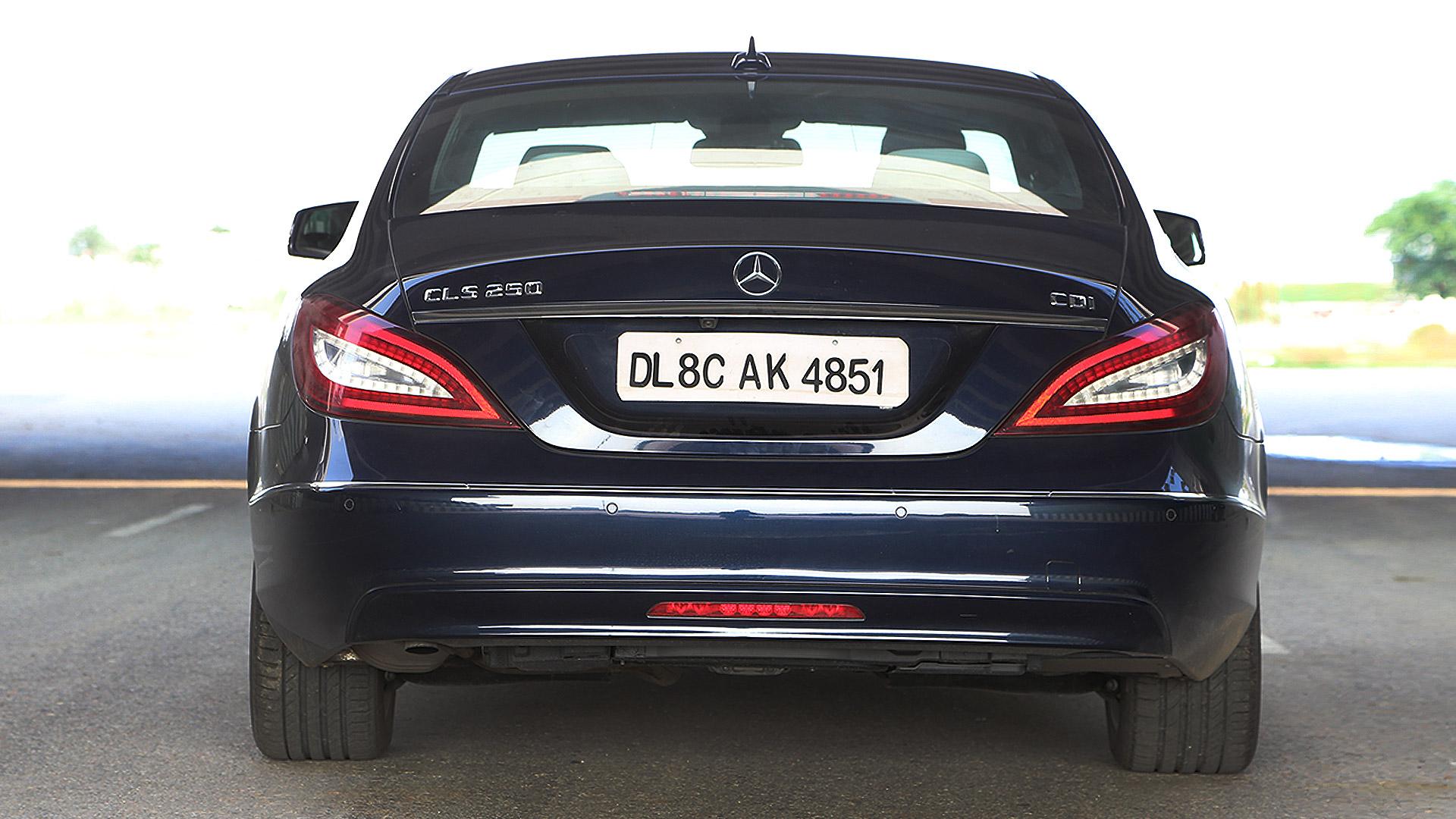 Mercedesbenz cls 2015 250 CDI Exterior