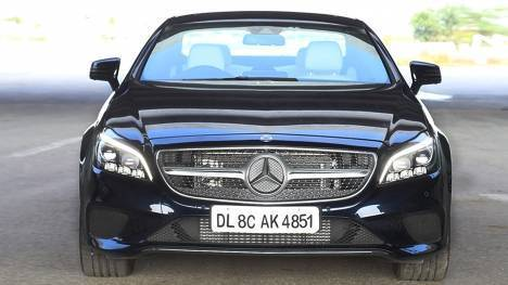 Mercedes-Benz CLS 2015 250 CDI Comparo
