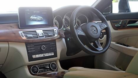 Mercedes-Benz CLS 2015 250 CDI Interior