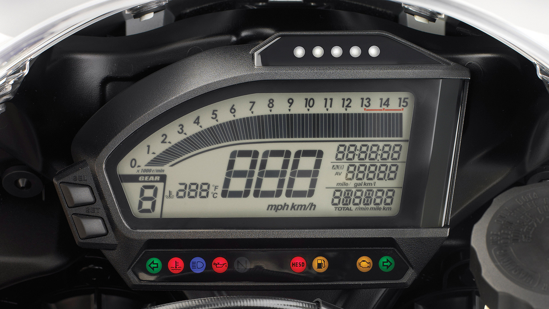 Honda CBR 1000RR 2015 Compare