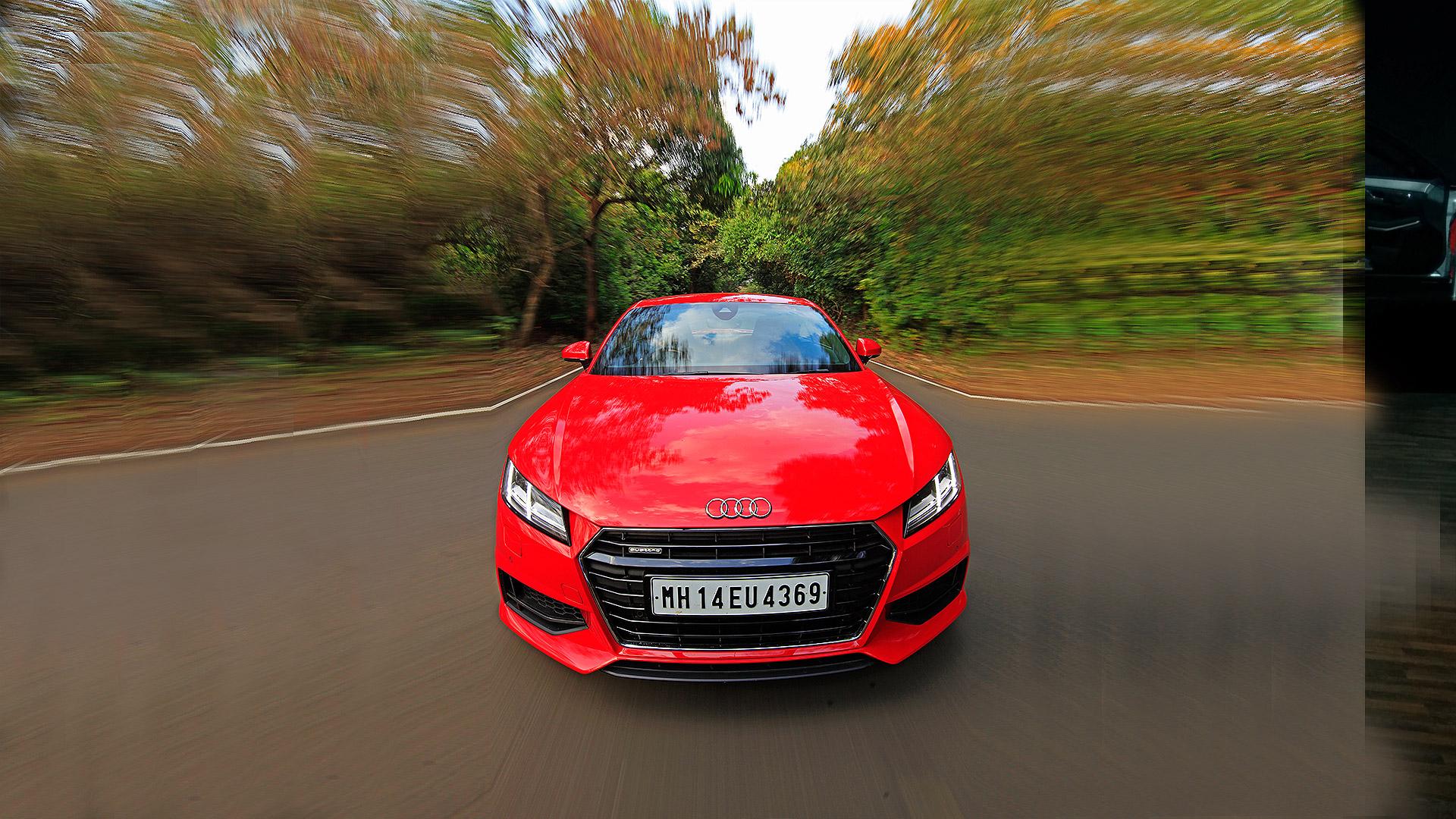 Audi TT 2015 45 TFSI Compare
