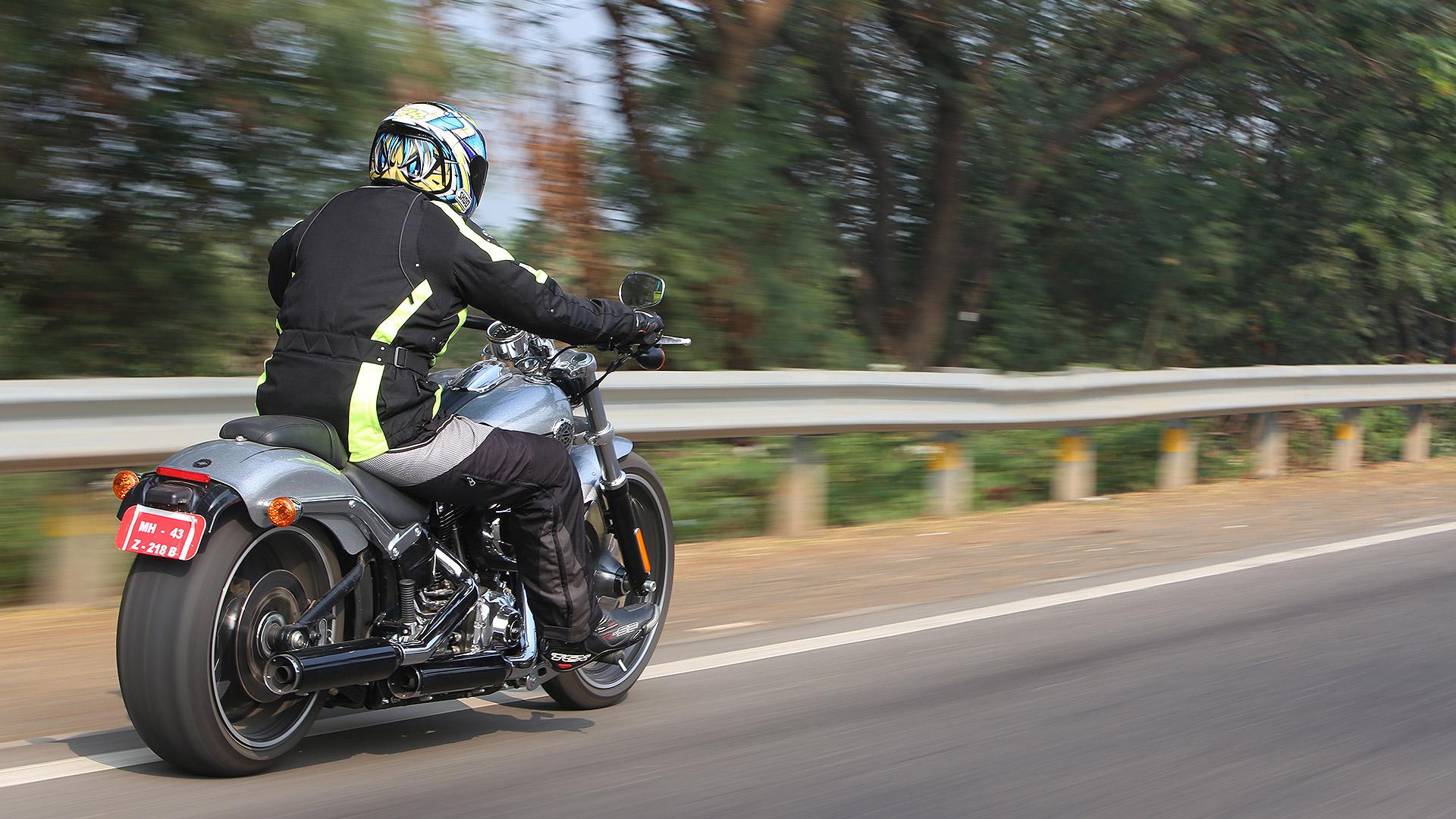 Harley-Davidson Breakout 2015 STD