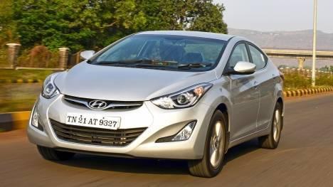 Hyundai Elantra 2016 1.6 Diesel SX (O) AT Exterior
