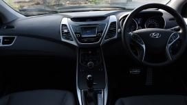 Hyundai Elantra 2015 Interior