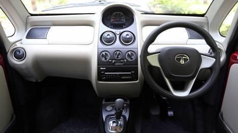 Tata Nano 2015 CNG  Interior