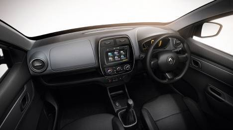 Renault Kwid 2017 Climber AT Interior