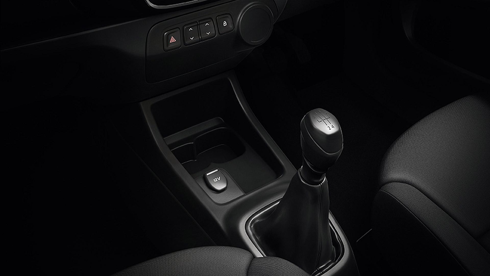 Renault Kwid 2015 STD Interior