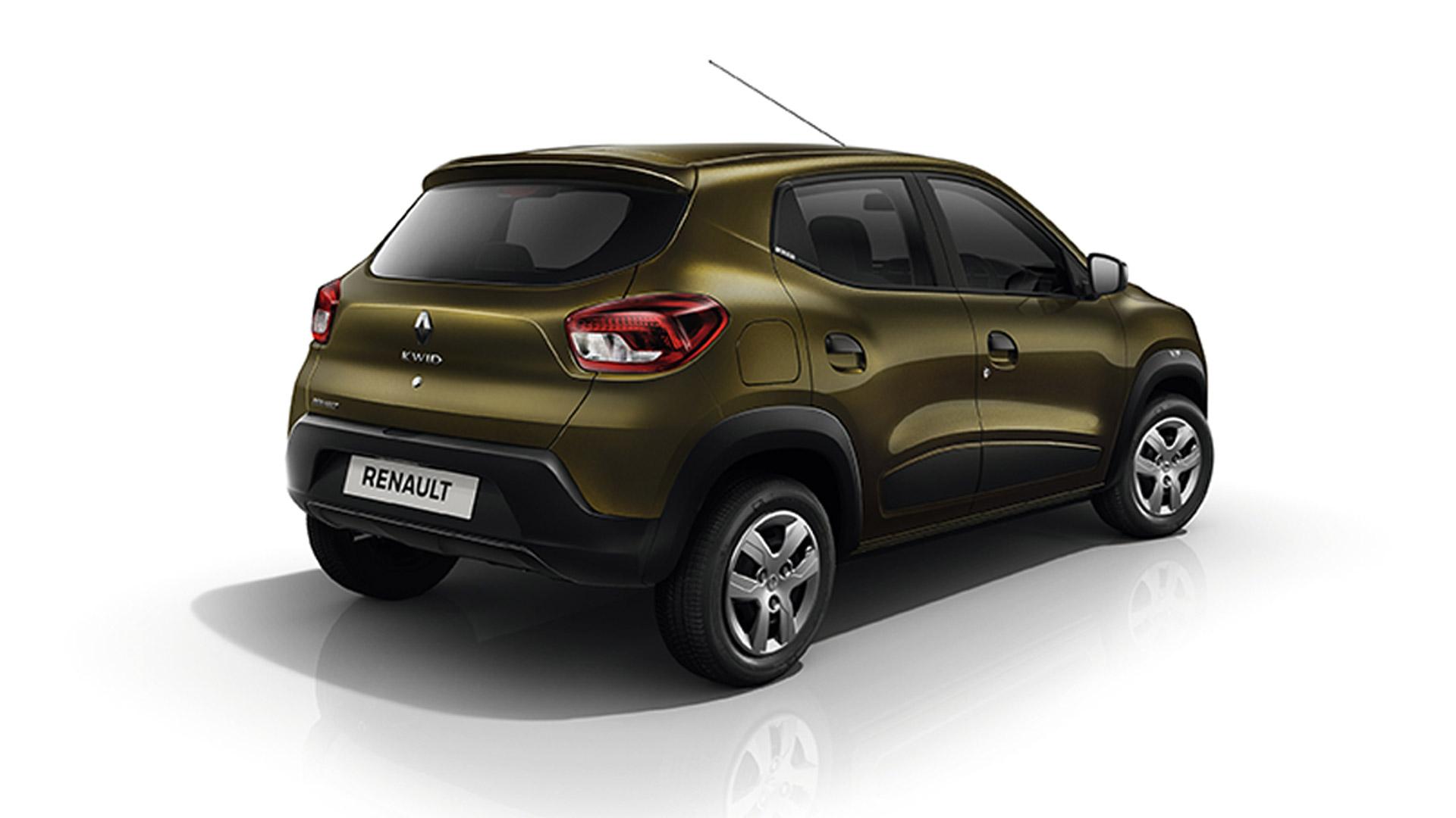 Renault Kwid 2015 STD Compare
