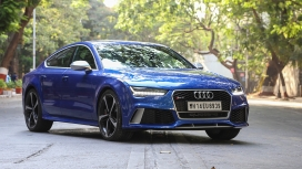 Audi RS7 2015 STD Compare