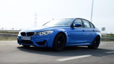 BMW M3 sedan 2015 STD Exterior