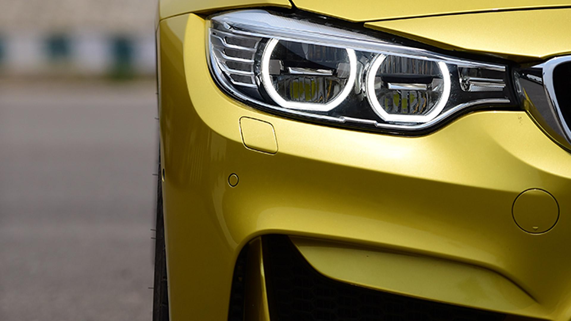 BMW M4 Coupe 2015 STD Exterior
