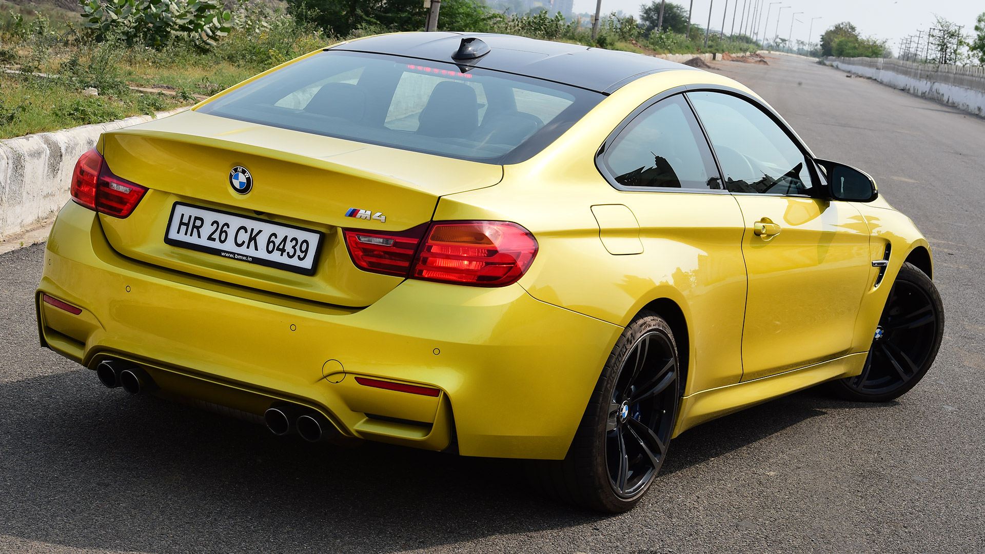 bmw m4 coupe 2015 price mileage reviews specification gallery overdrive. Black Bedroom Furniture Sets. Home Design Ideas