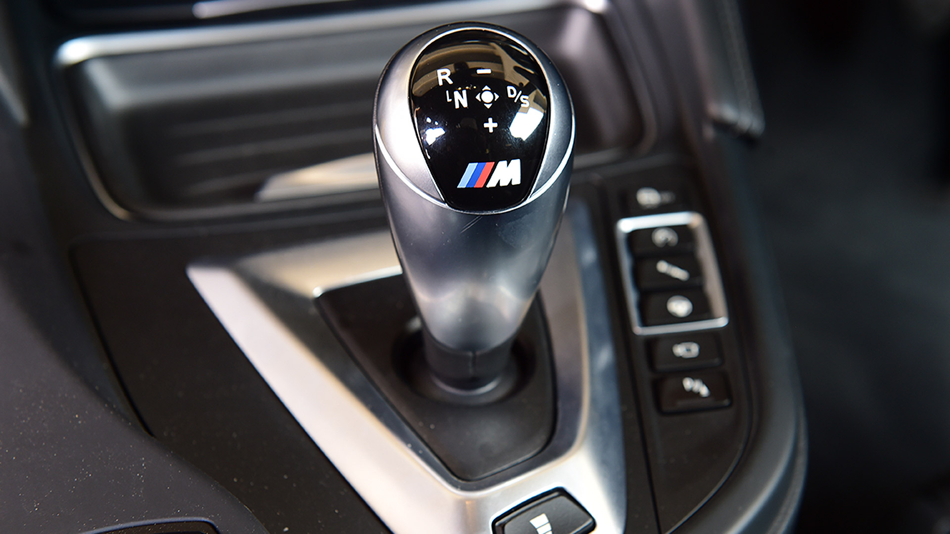 BMW M4 Coupe 2015 STD Interior