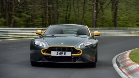 Aston Martin Vantage N430 2013 Std Price Mileage Reviews
