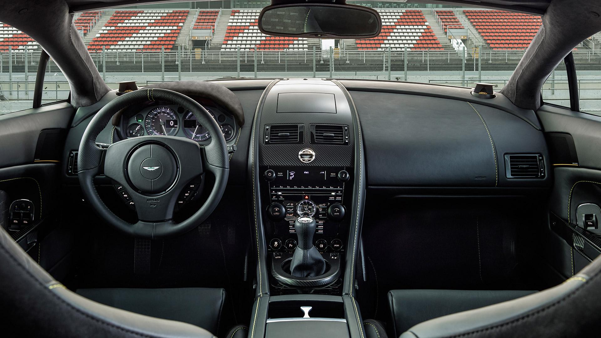 Aston Martin Vantage N430 2013 STD Interior Car s Overdrive
