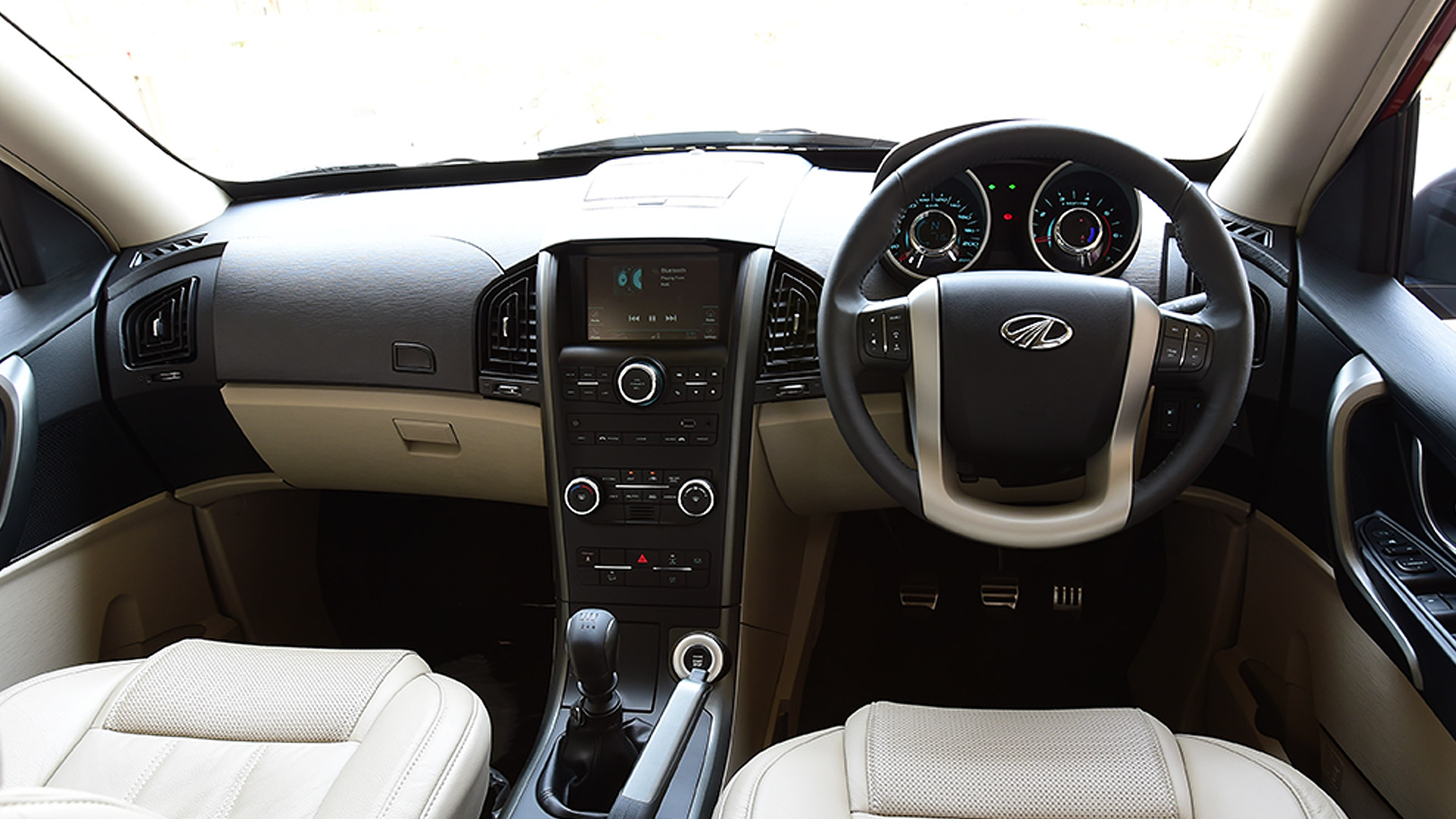 Mahindra Interior Car Photos Overdrive